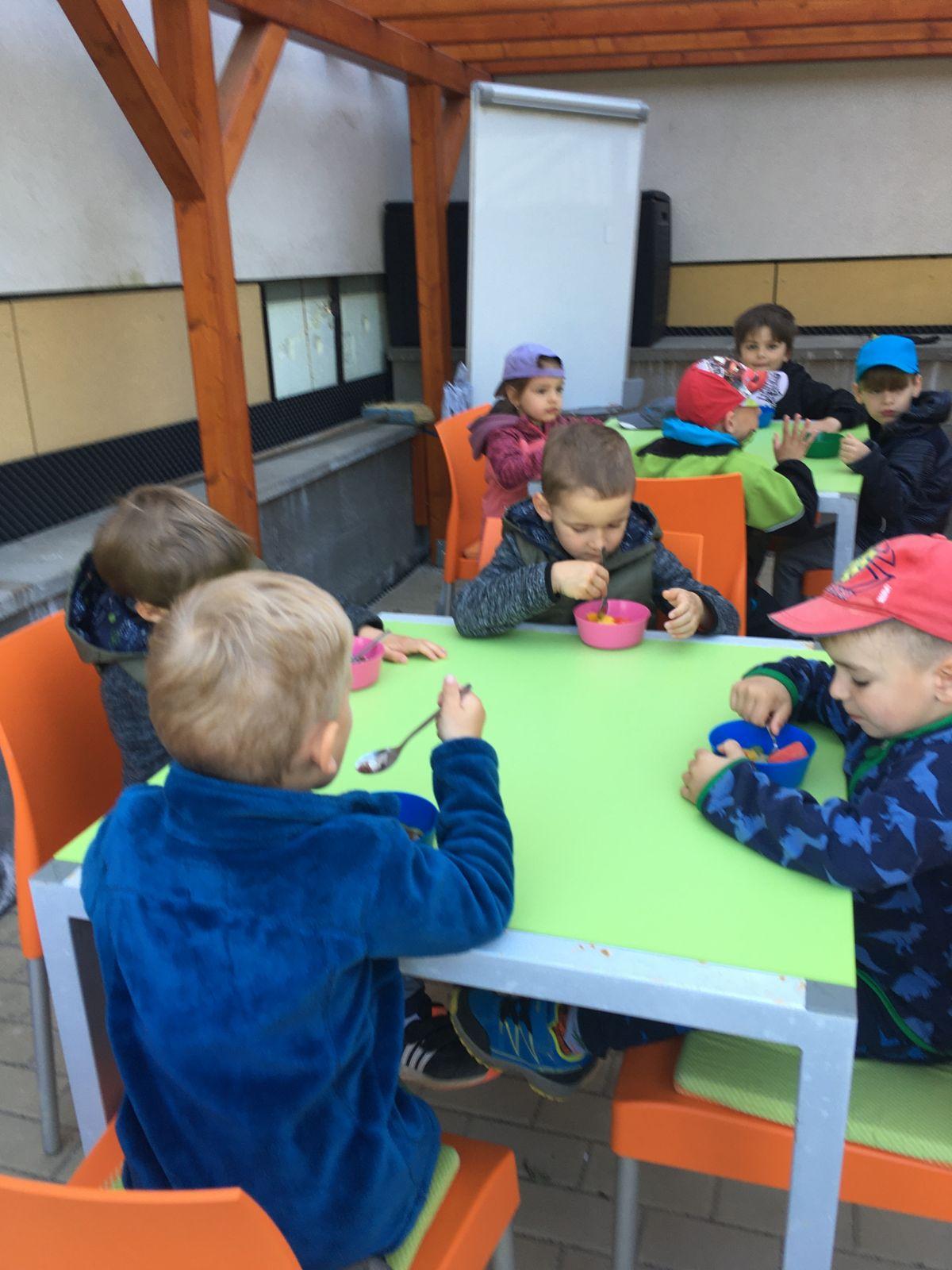 Dětský den ve školce